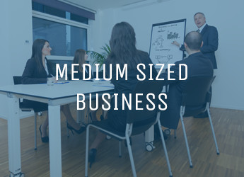 Medium Sized Business Website