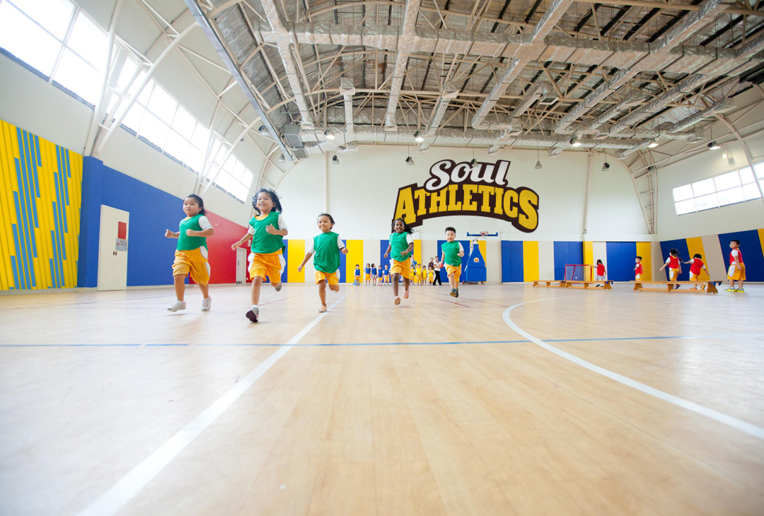 Soul Athletics—Brand Strategy, Identity Design