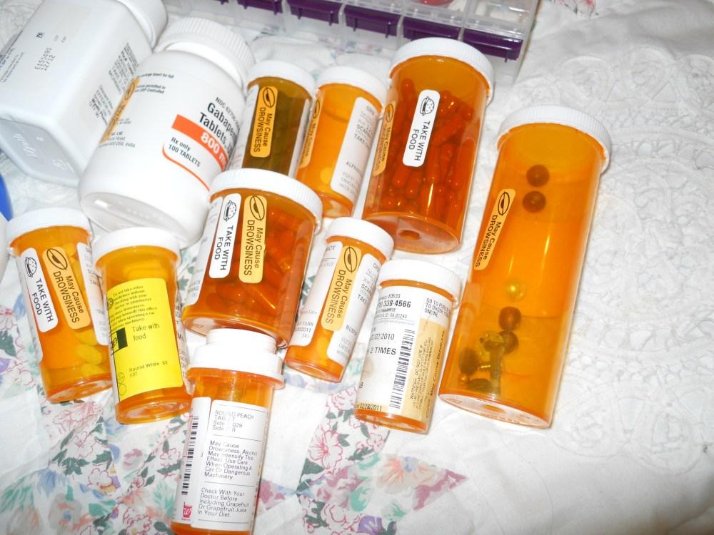 21 Ways to Recycle Medicine Bottles