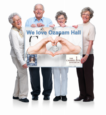 Best Nursing home in Queens, Ozanam Hall.