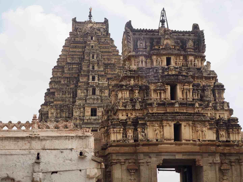 main temple hampi