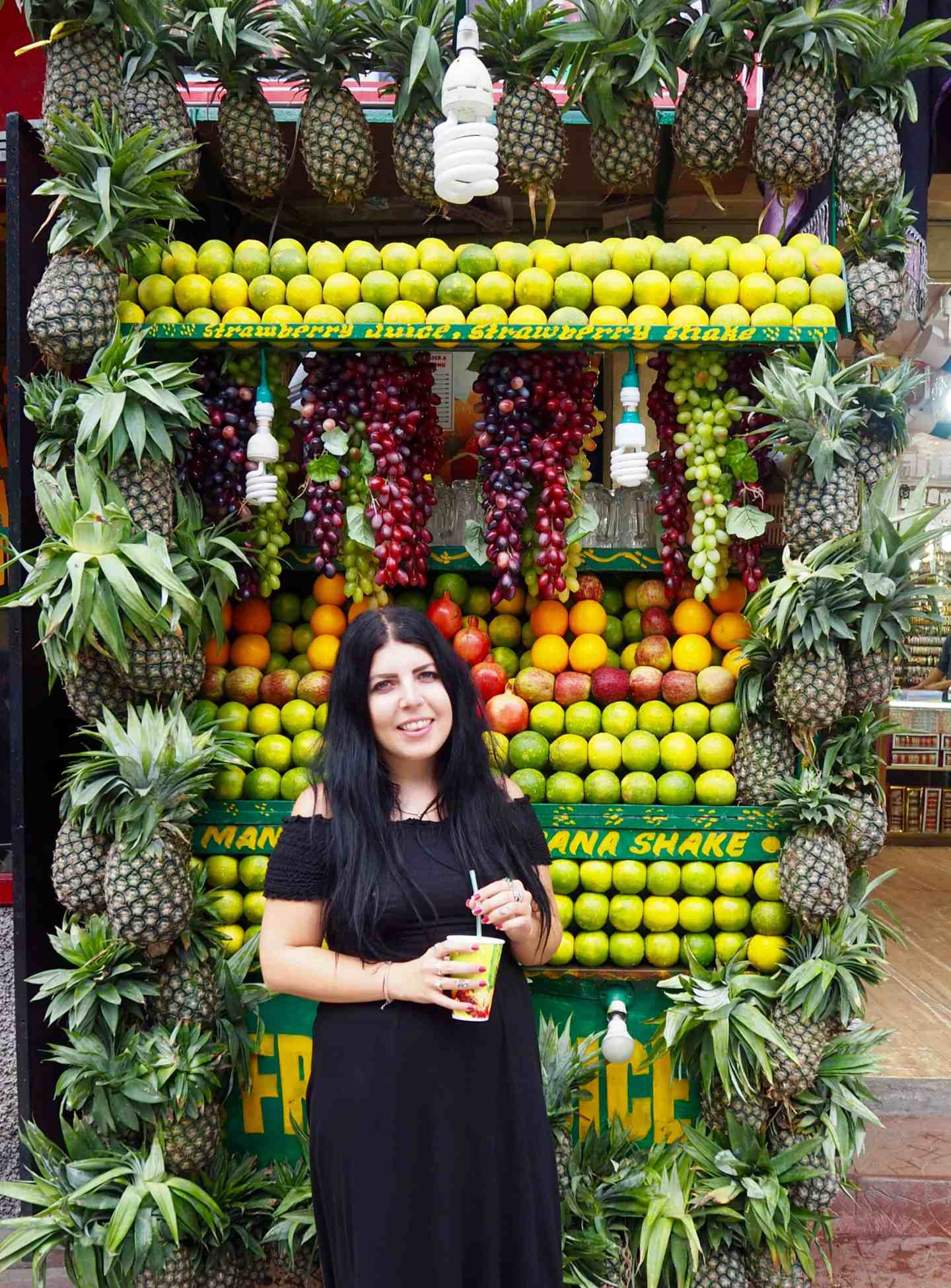 fresh fruit juice manali