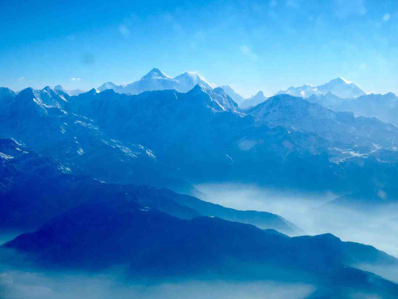 everest flight from kathmandu