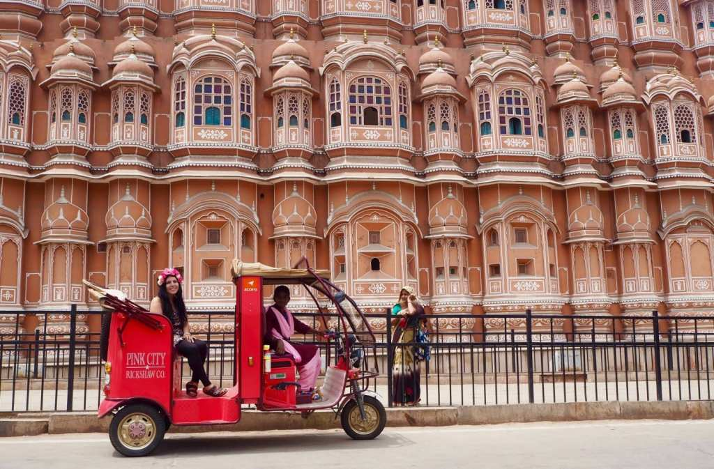 PINK CITY RICKSHAW COMPANY REVIEW: EXPLORE JAIPUR IN STYLE!