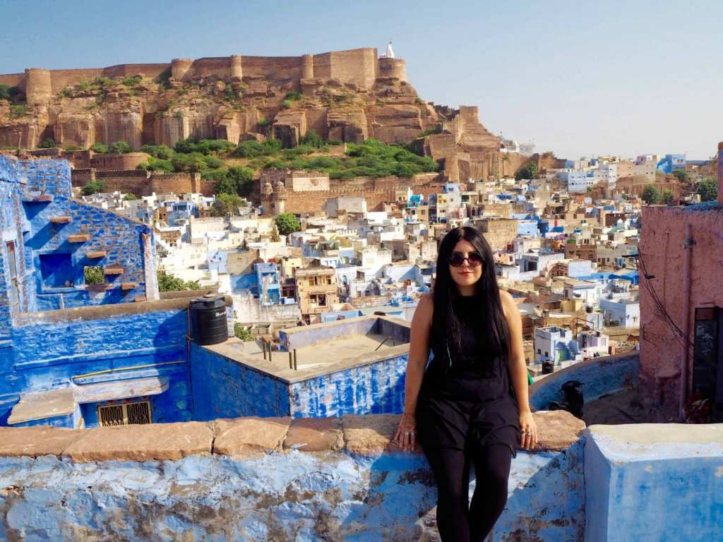 A QUICK GUIDE TO JODHPUR: INDIA'S BLUE CITY