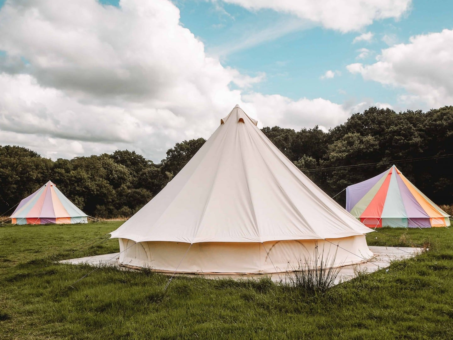 reforge retreat glamping holiday devon