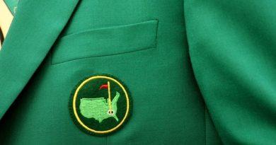 Sergio Garcia Yet to Take Off Green Jacket