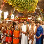 Durmukhi Ugadi Celebrated at Tirumala Temple