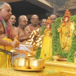 3 DAYS PAVITHROTSAVAM CONCLUDES WITH MAHA PURNAHUTHI