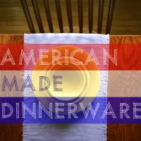 American Table: Dinnerware Made in the USA