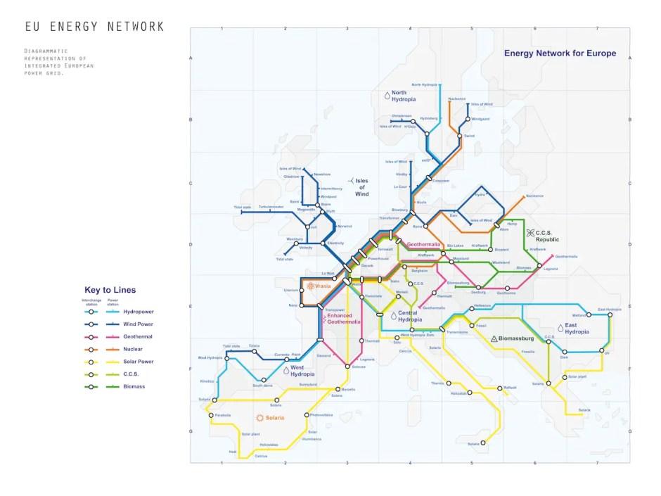 Roadmap - metro