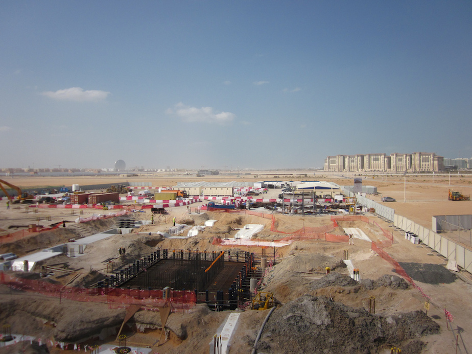 masdar construction