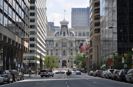 city hall philly