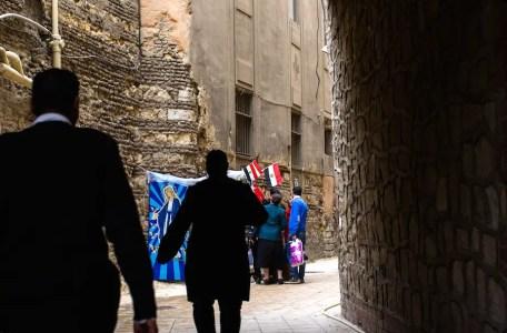cairo street walkable