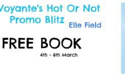 Promo Blitz: Geli Voyante's Hot or Not by Elle Field