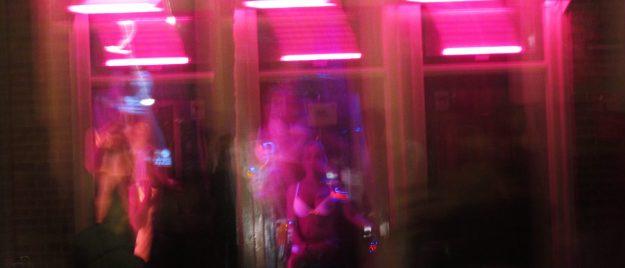 Sleaford Mods n Drugs Tour of Amsterdam 2015