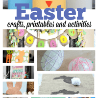 Easter Crafts, Printables and Activities