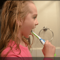 5 Easy Tips to Get Your Kids Brushing Their Teeth! #ToothTunes