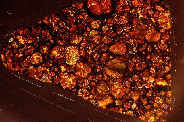 Crystal Meteorite