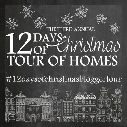 12 days of christmas blogger tour 2015 - This is our Bliss