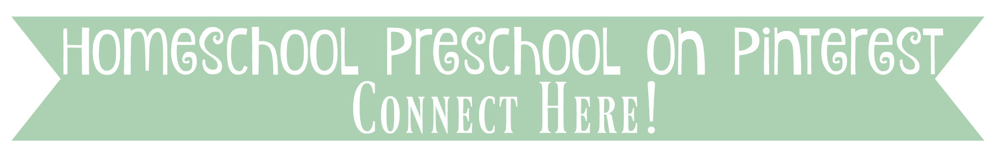 Homeschool Preschool on Pinterest Connect Here