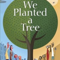 five picture books about trees + cherry blossom tree crafts