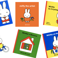 miffy books + miffy-inspired everything