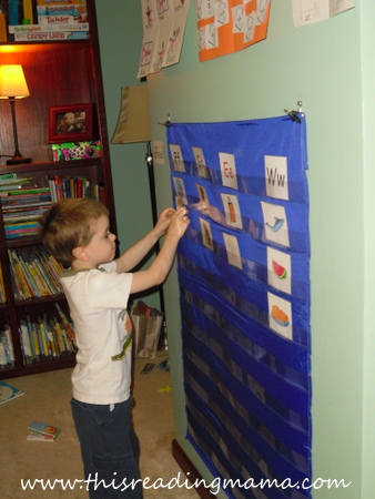 photo of Initial Picture and Sound Sort | This Reading Mama