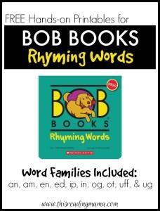 BOBBooks-RhymingWords