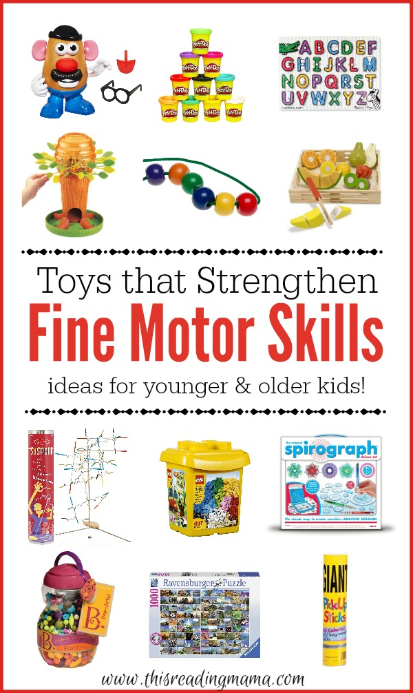 Toys motor skills what woman!!!