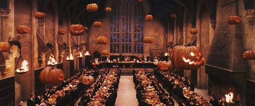 Harry Potter Halloween Feast