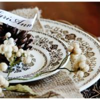 Ideas for Thanksgiving Table Settings