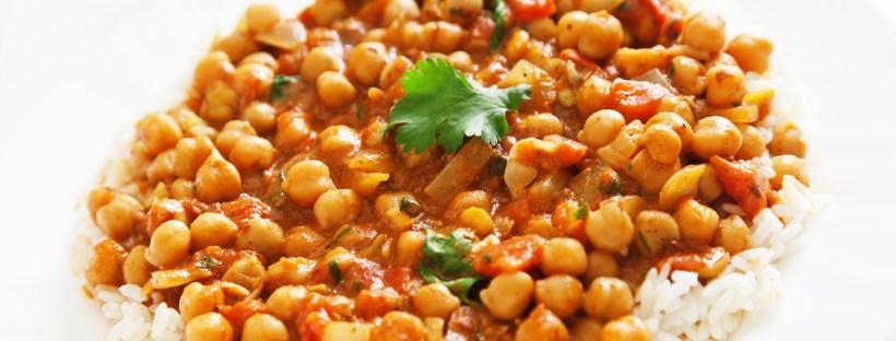 Vegan Channa Masala | thiswifecooks.com