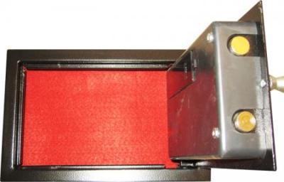 DIGITAL ELECTRONIC DRAWER SAFE HIDDEN SECURITY BOX JEWELRY GUN CASH PORTABLE | eBay