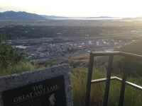 #RunningTo: Great Salt Lake