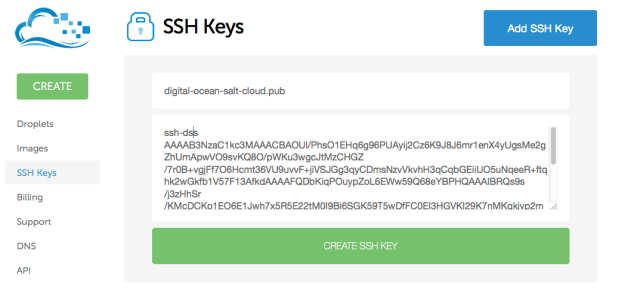 how to add ssh key to server