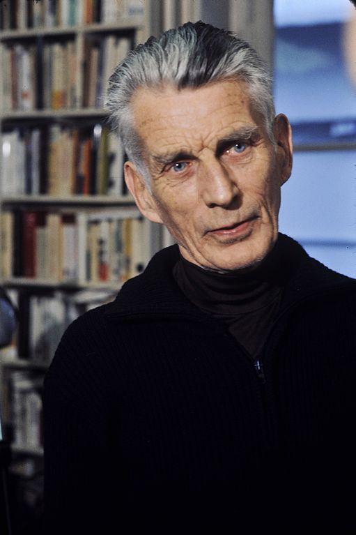 Samuel Beckett, 1977