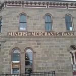 Lake City, Colo., bank