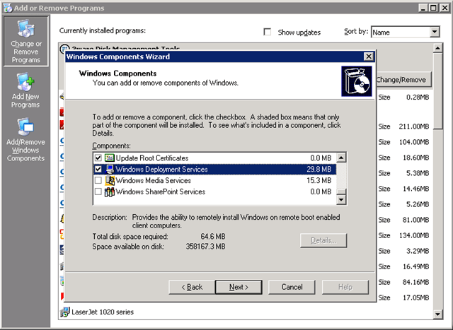 How to Migrate Windows Deployment Services to a new Server (1/2)