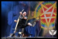 Download Festival France - Jour 1 : Iron Maiden, Deftones, Anthrax, Ghost,...