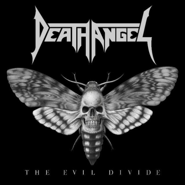 """<span class=""""entry-title-primary"""">Death Angel – The Evil Divide</span> <span class=""""entry-subtitle"""">Critique d'album</span>"""