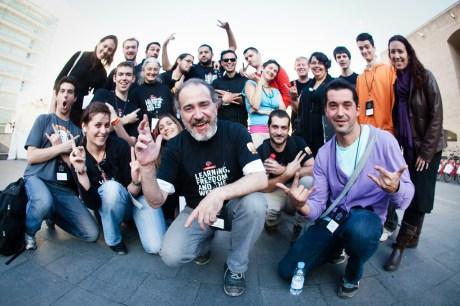 Mozilla Festival in Barcelona, 2010