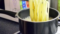 We thought we knew the basics. Boil water in a large pot. To make sure pasta doesn't stick together, use at least 4 quarts of water for every pound of […]