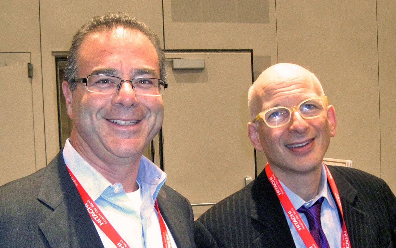 Peter Winick And Seth Godin