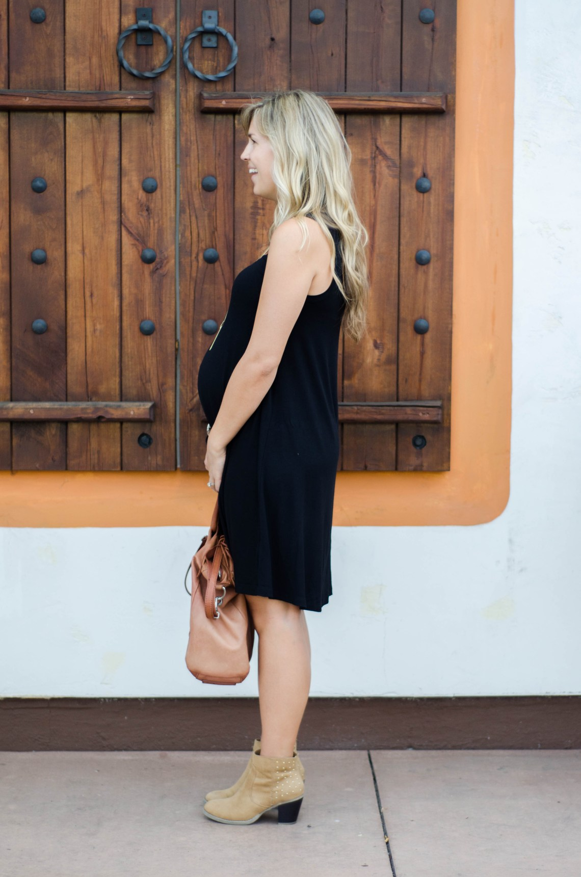 BUMP STYLE :: Swing Dress | Thoughts By Natalie