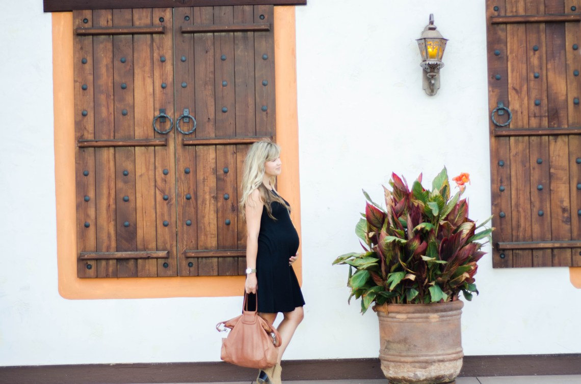 BUMP STYLE :: Swing Dress   Thoughts By Natalie