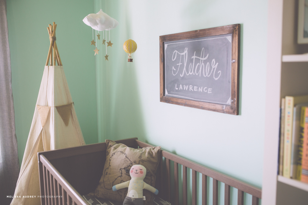 Summer Motherhood Project // Nursery Inspiration | Thoughts By Natalie