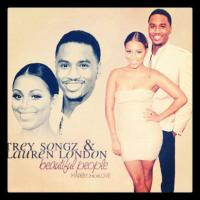 Tea Time W/ Noire Femme: New Couple Alert! Trey Songz & Lauren London?