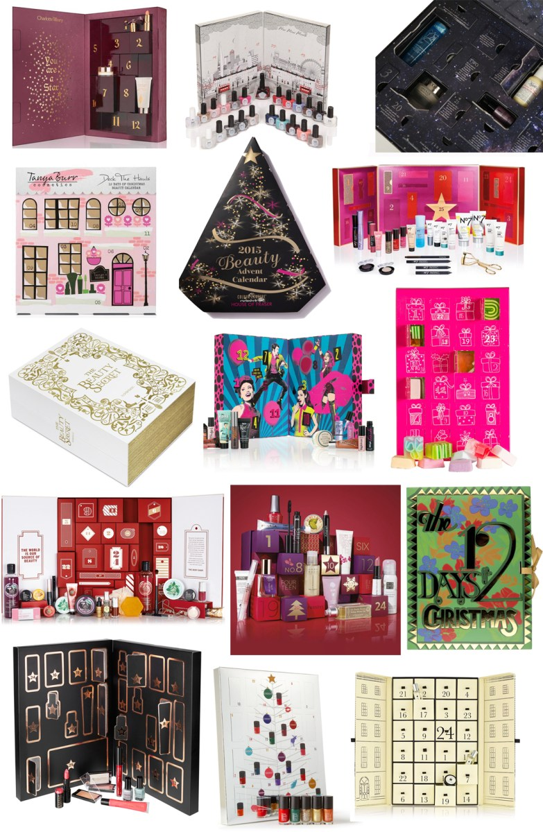 Every Single Beauty Advent Calendar for Christmas 2015