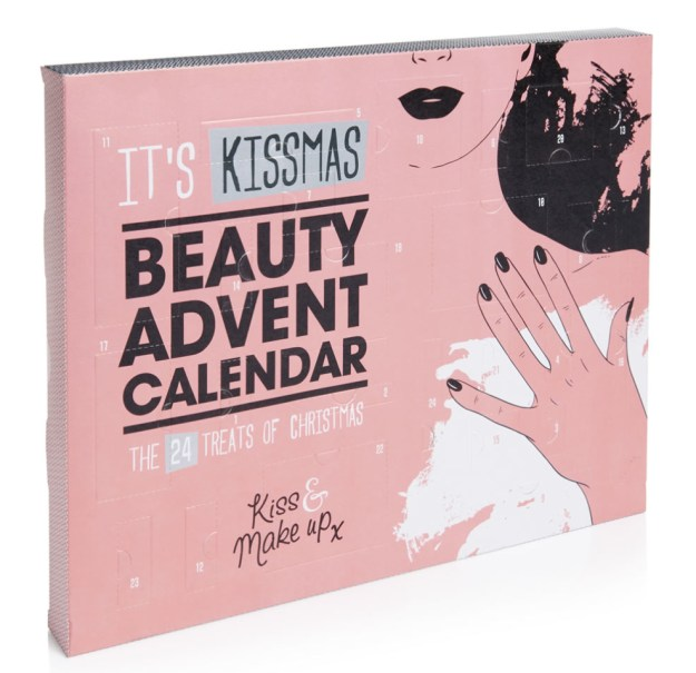 wilko-kissmas-beauty-advent-calendar